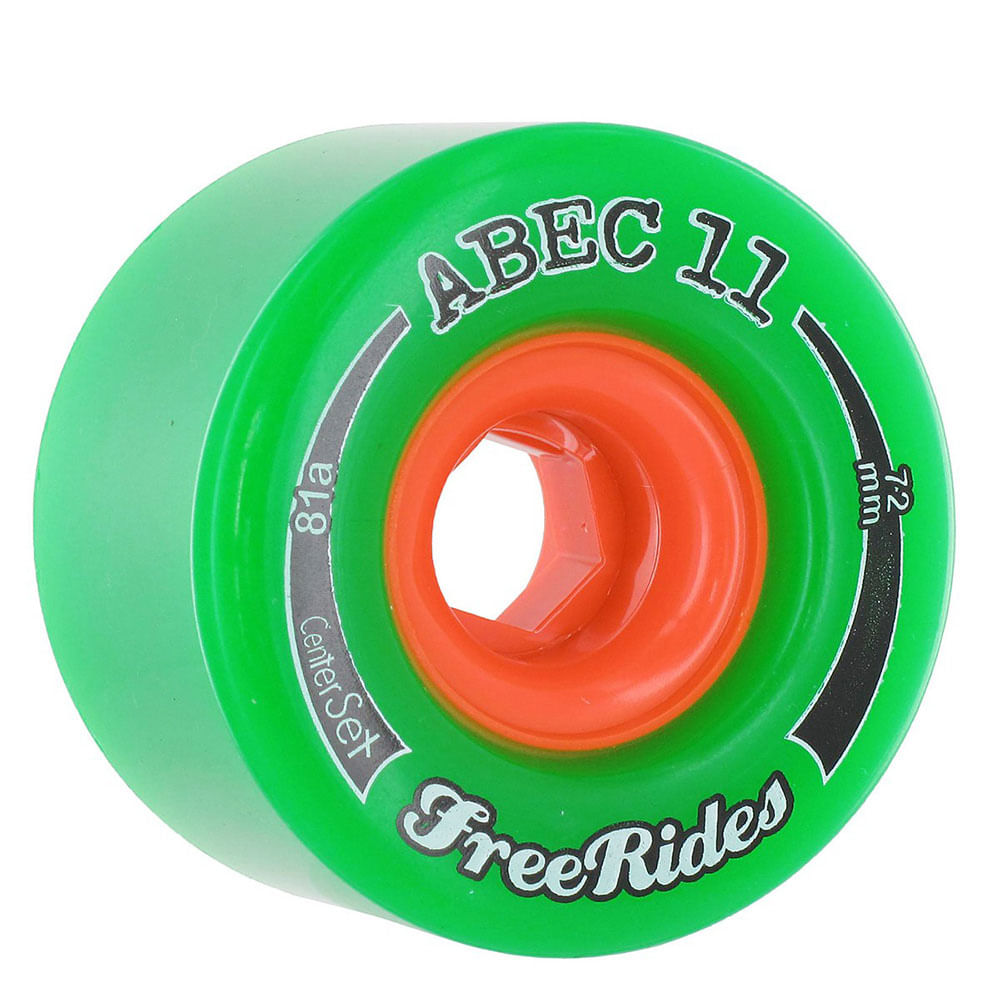 Roda-ABEC-11-Centerset-Freeride-72mm-81A---