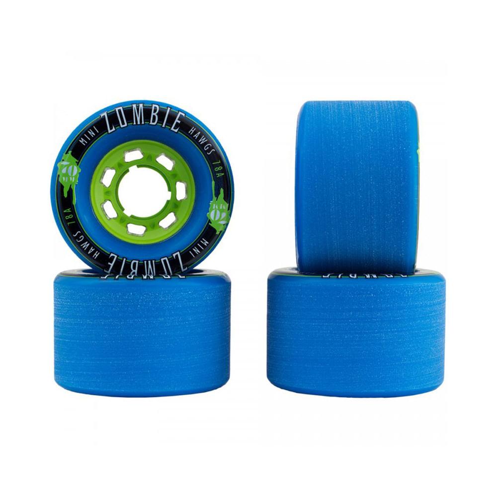 Roda-Landyachtz-Mini-Zombie-Hawgs-70mm-78A---Azul-