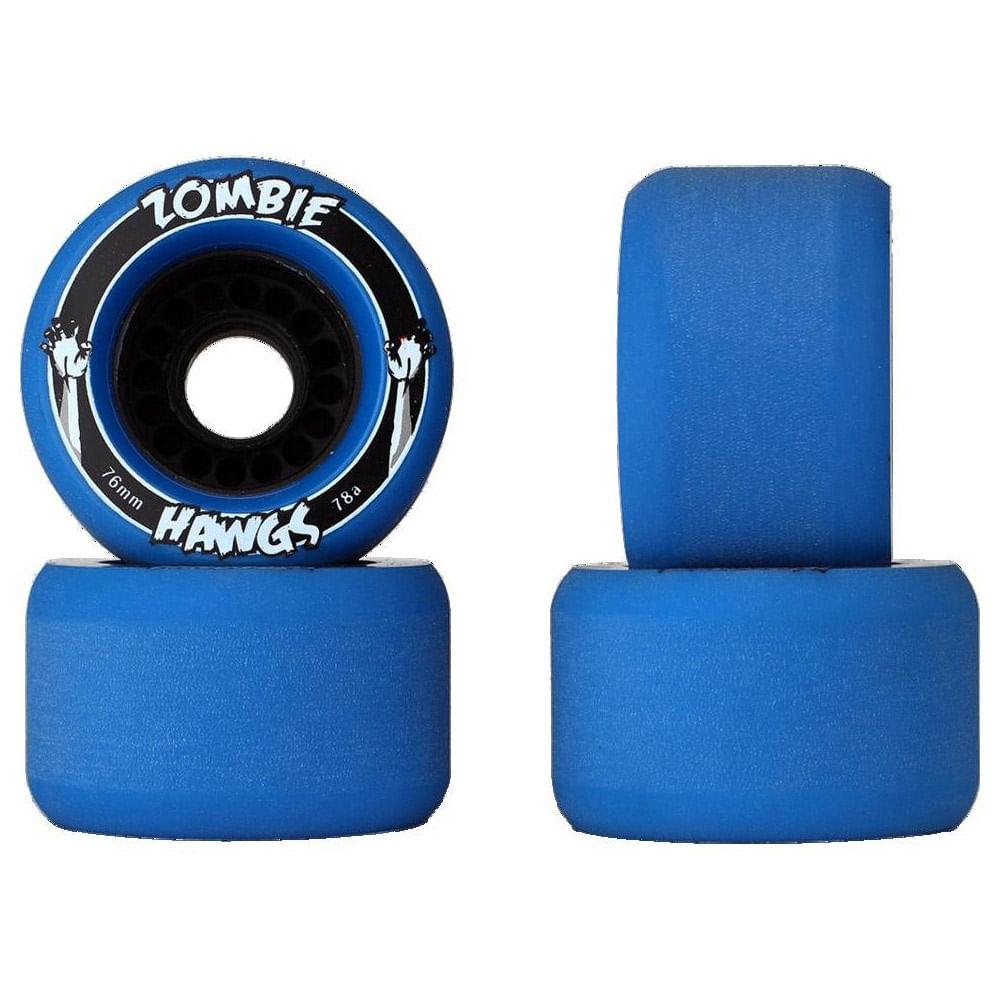 Roda-Landyachtz-Zombie-Hawgs-76mm-78A---Azul-