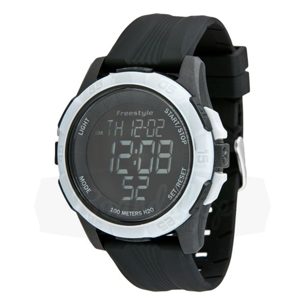 Relogio-Freestyle-Kampus-XL---Black-Silver