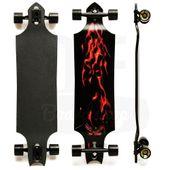 Longboard-Dregs-Uptown-Push-Flame