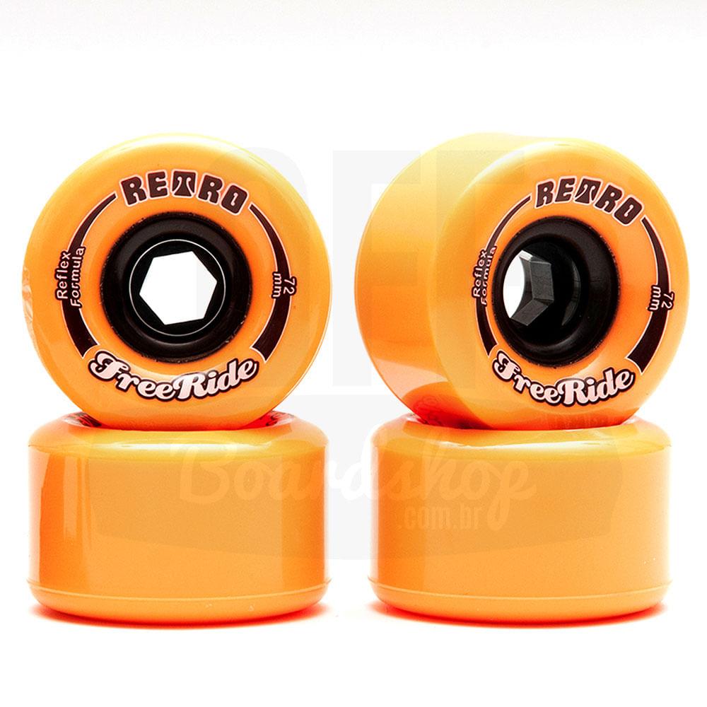 Roda-ABEC-11-Retro-Freeride-72mm-86A