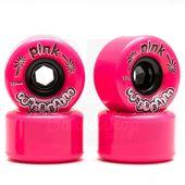 Roda-ABEC-11-Pink-Powerballs-72mm-78A