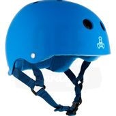 Capacete-Triple-Eight-Brainsaver-Royal-Blue-Rubber-Sweatsaver