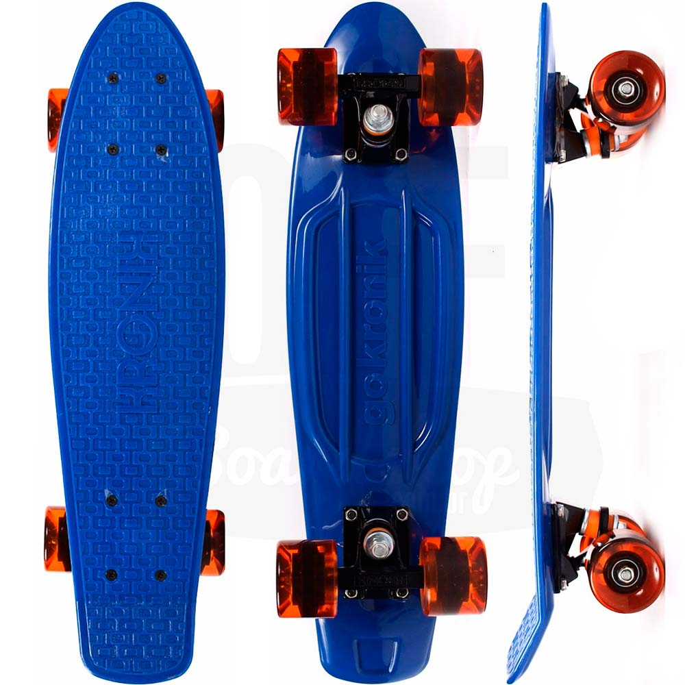 Skate-Cruiser-Kronik-Unbreakable-Blue