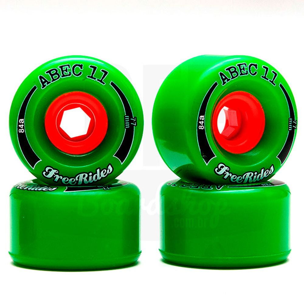 Roda-ABEC-11-Classic-Freerides-77mm-84A