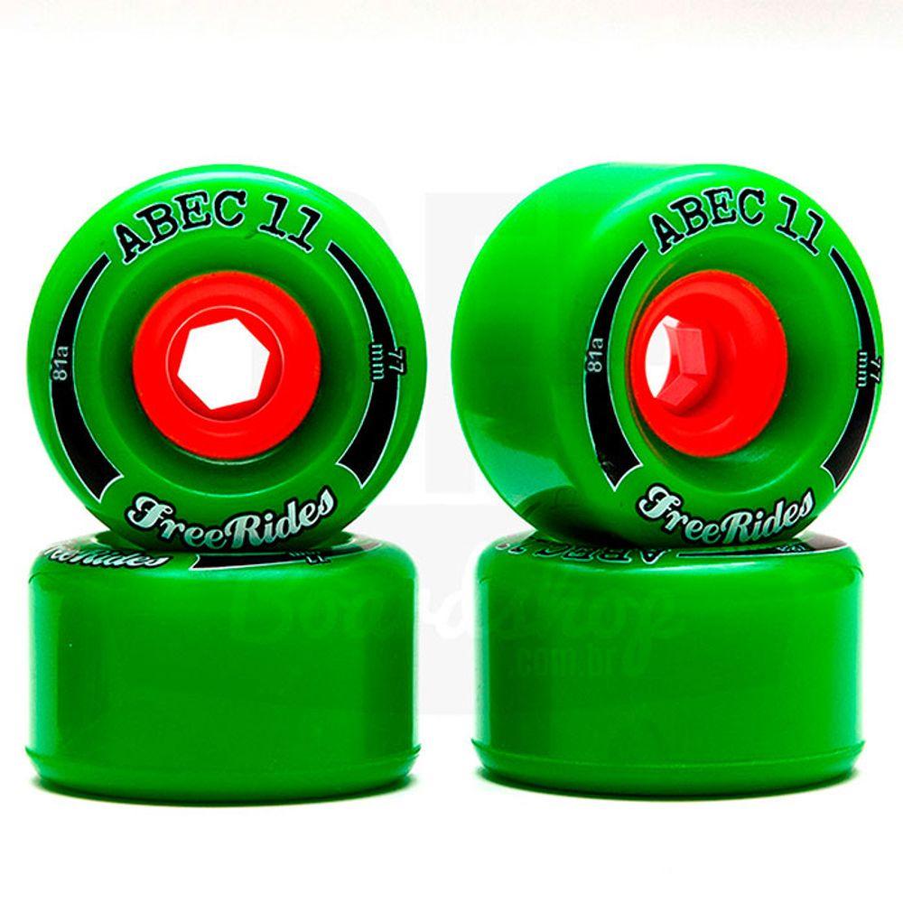 Roda-ABEC-11-Classic-Freeride-77mm-81A