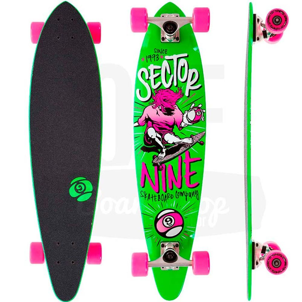 Skate-Cruiser-Sector-9-The-Swift-Green-34