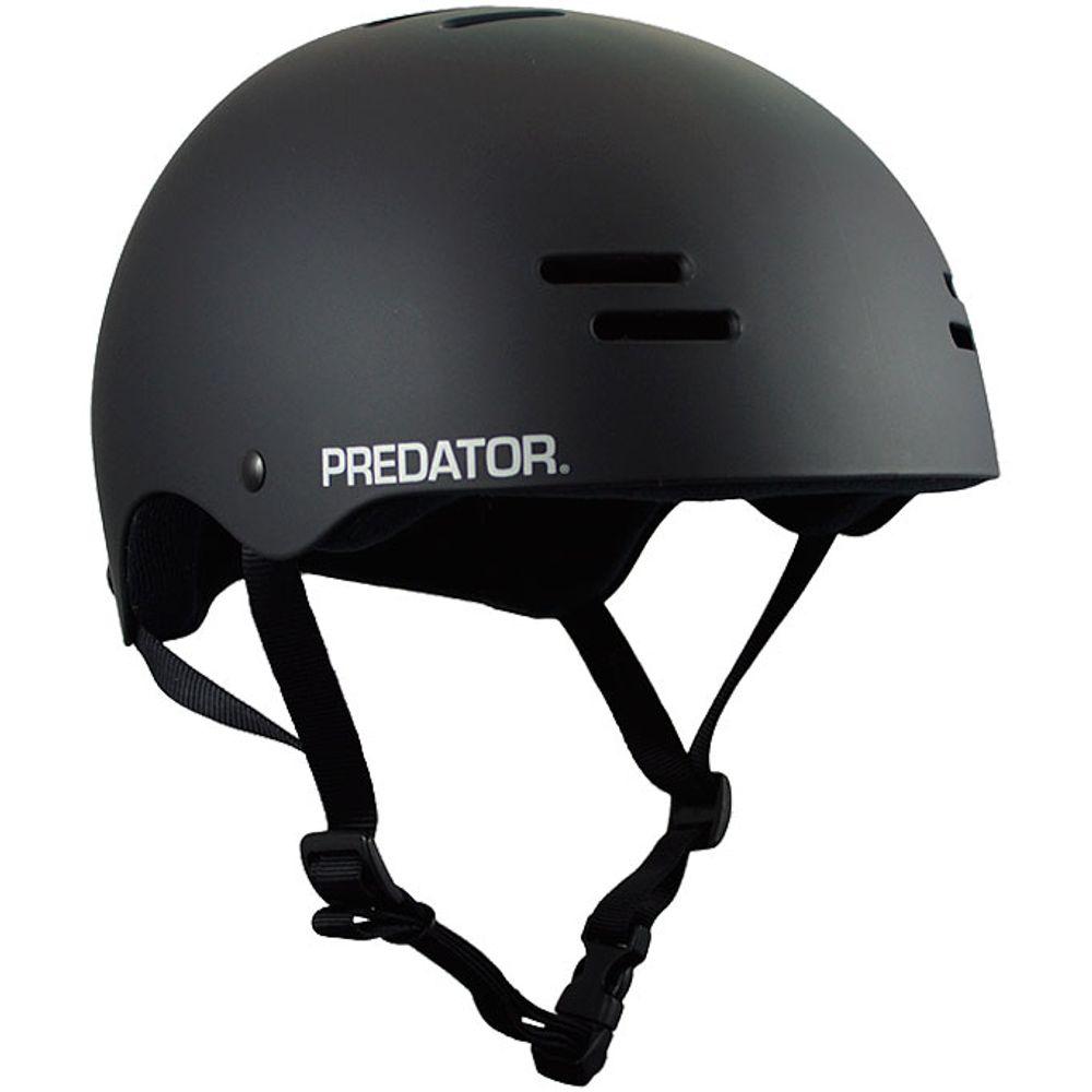 Capacete-Predator-SK8-Matte-Black