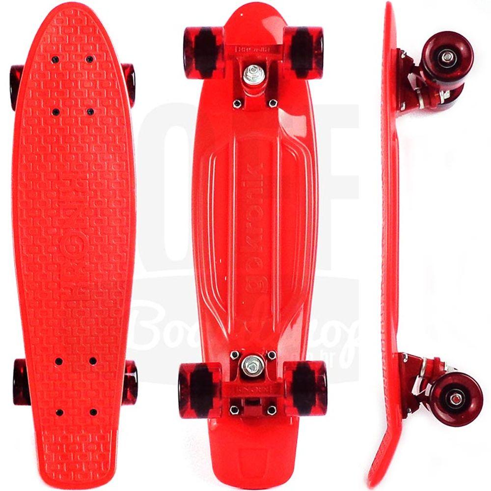 Skate-Cruiser-Kronik-Unbreakable-Red