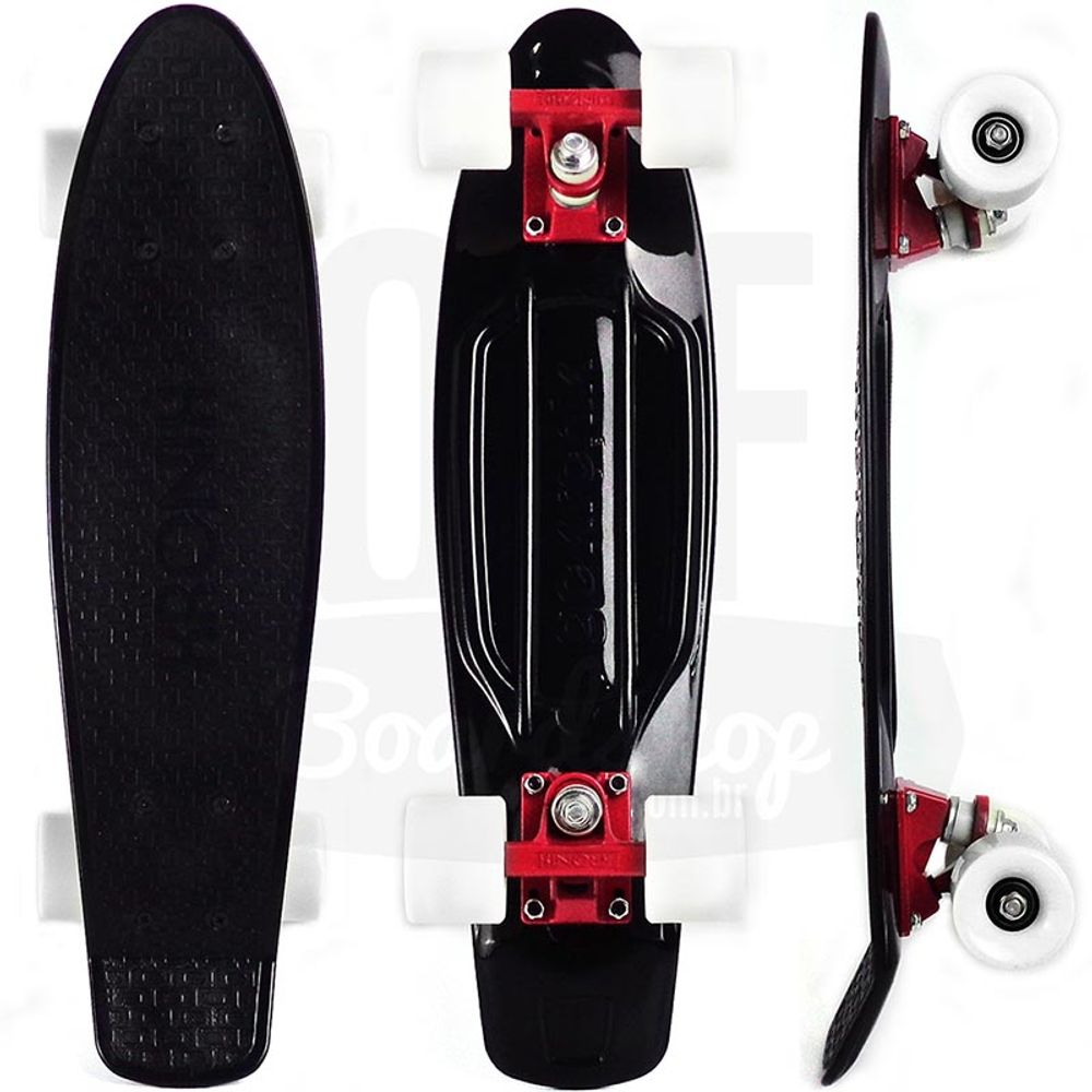 Skate-Cruiser-Kronik-Unbreakable-Black