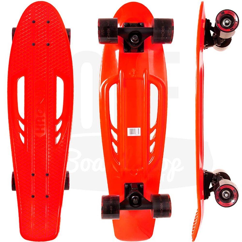 Skate-Cruiser-Kronik-Solid-Red-27