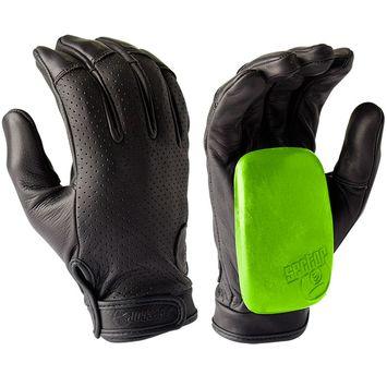 Luva-Sector-9-Driver-II-Leather-Slide-Black-01
