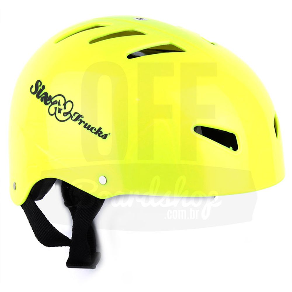 Capacete-Six-Trucks-Yellow-Neon-01
