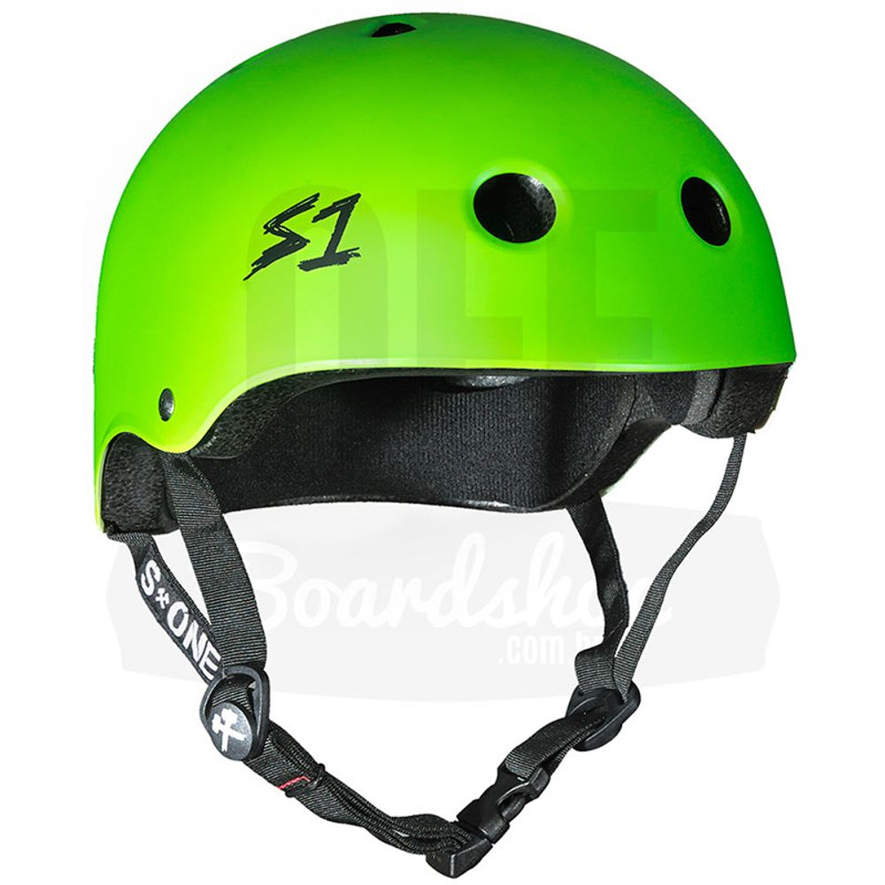 Capacete-S-One-Lifer-BR-Green-Matte