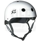 Capacete-S-One-Lifer-White-Matte