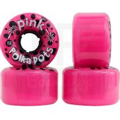 Roda-ABEC-11-Pink-Polka-Dots-62mm-78A-01