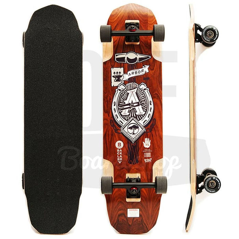 Longboard-ARBOR-Backlash-37
