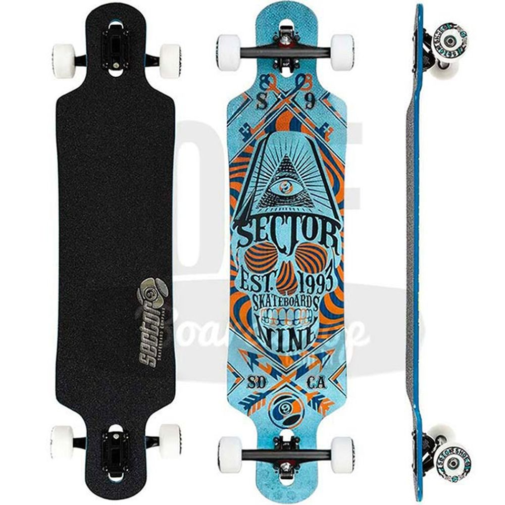 Longboard-Sector-9-Seeker-39-Blue-01
