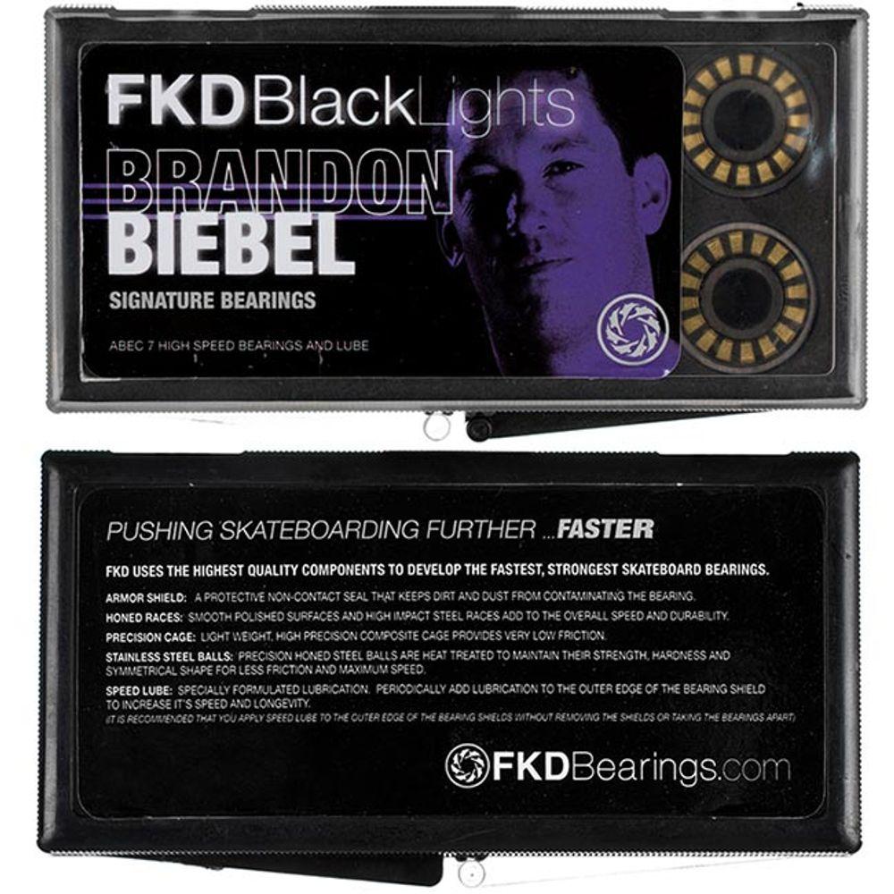 Rolamento-FKD-Black-Lights-Abec-7-Biebel