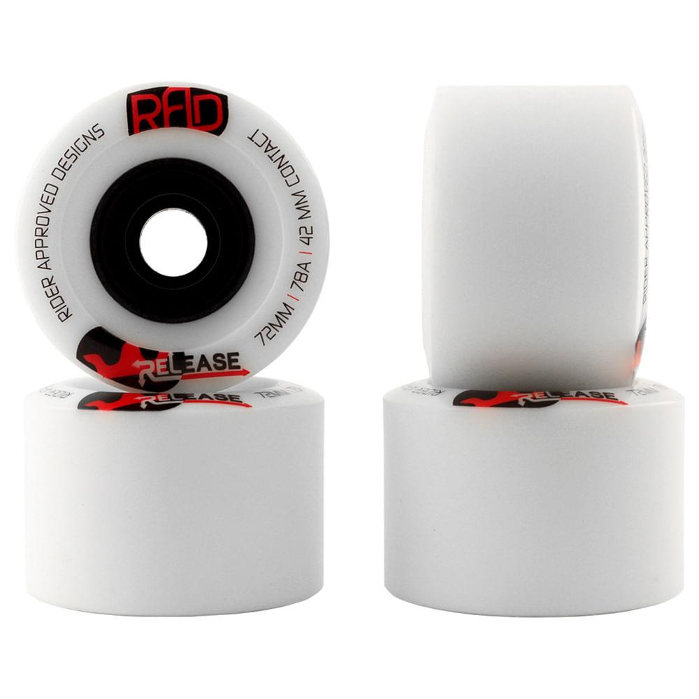 Roda-RAD-Release-72mm-78A---Branco