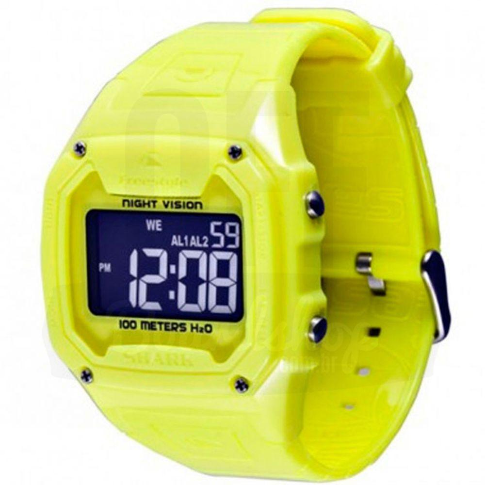 Relogio-Freestyle-Killer-Shark---Neon-Yellow