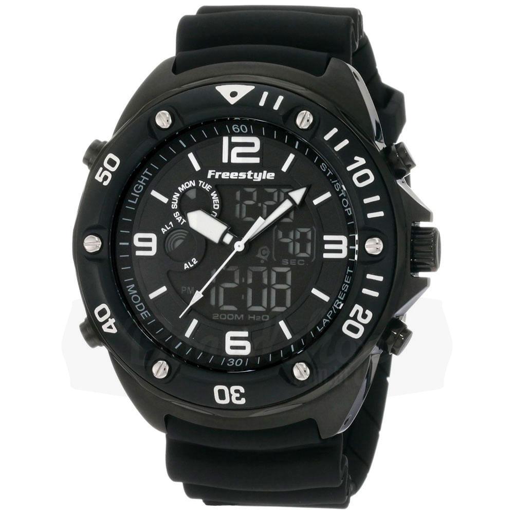 Relogio-Freestyle-Precision-2.0---Black-Black