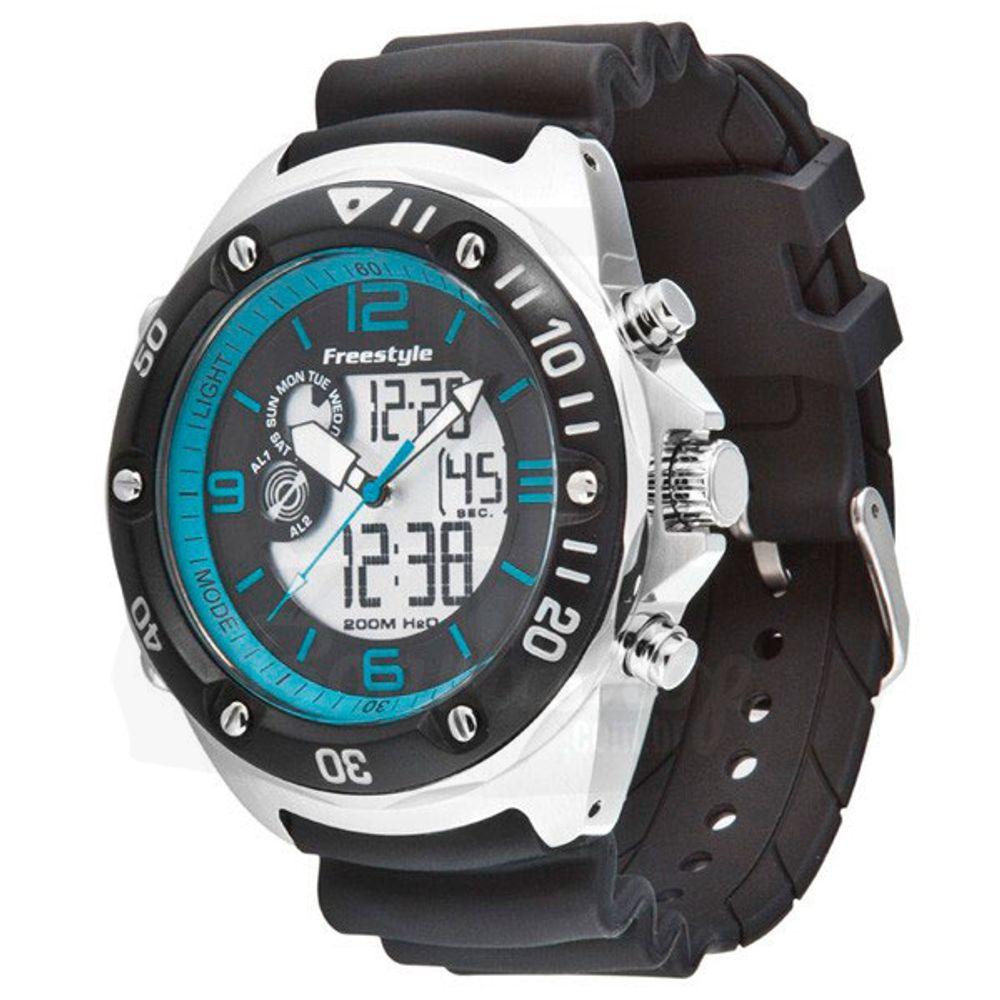 Relogio-Freestyle-Precision-2.0---Black-Blue
