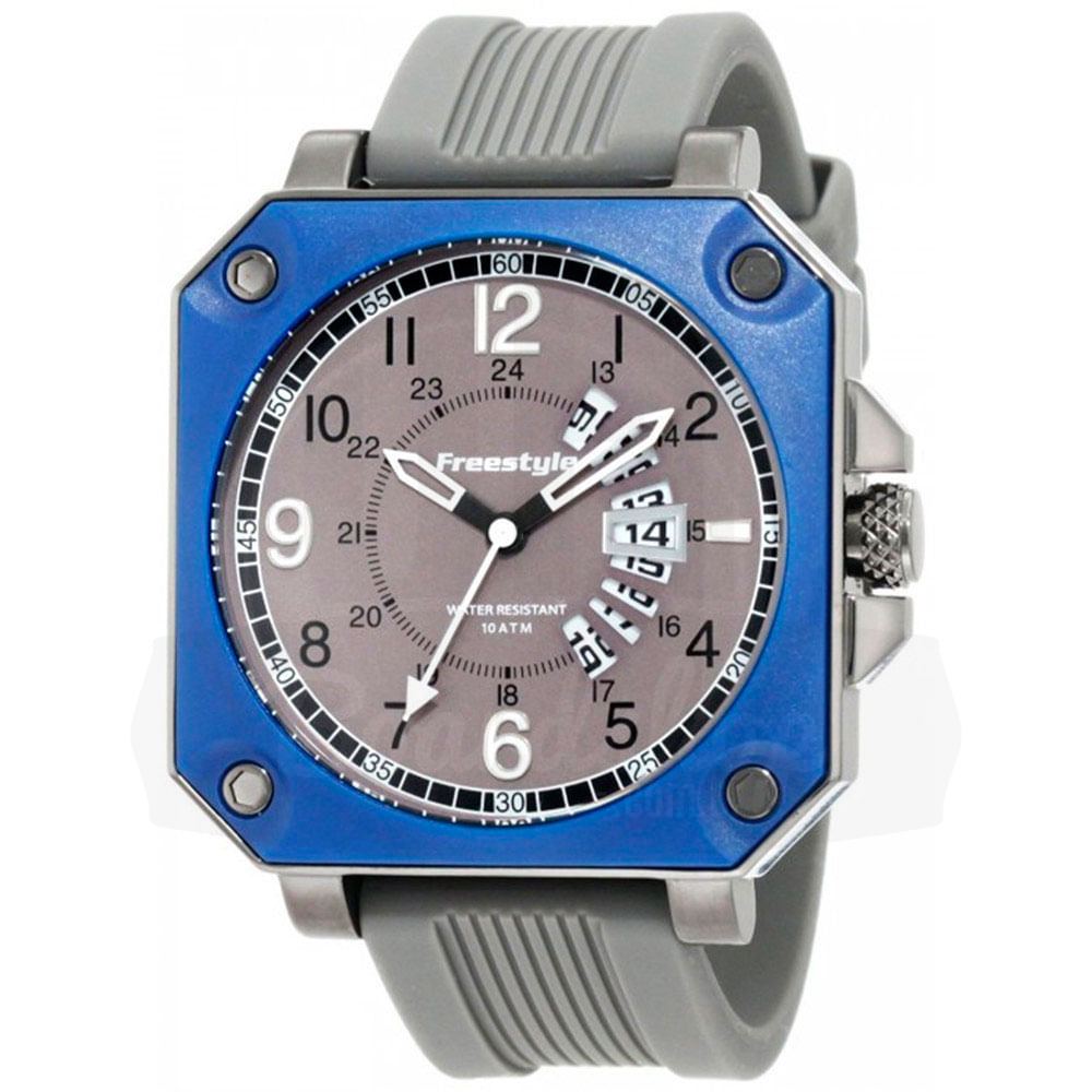 Relogio-Freestyle-The-Trooper---Gray-Blue-Silicone