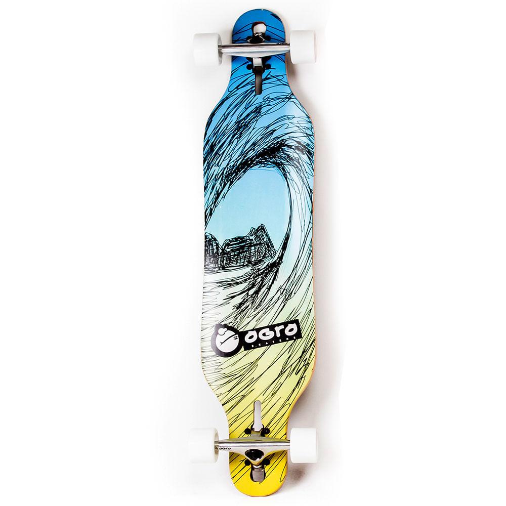 Longboard-Ogro-Wave