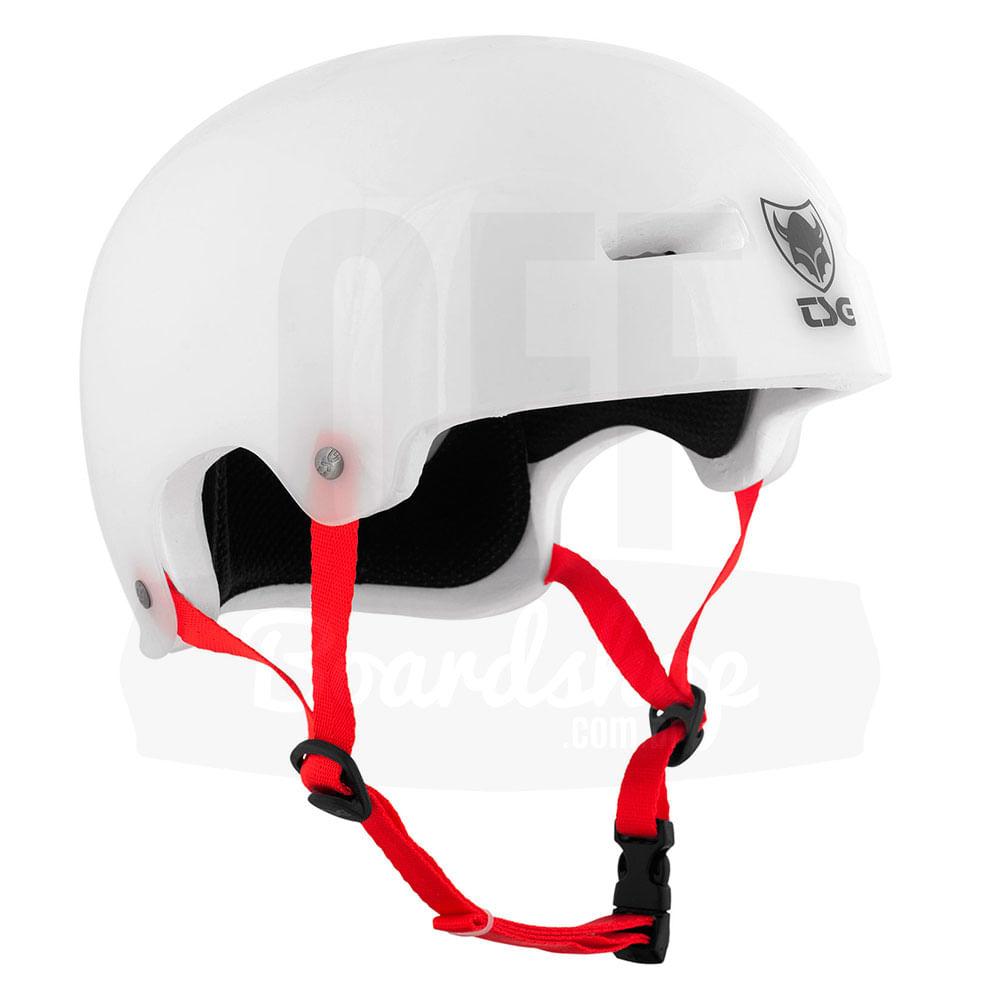 Capacete-TSG-Evolution-Special-Branco-Transparente