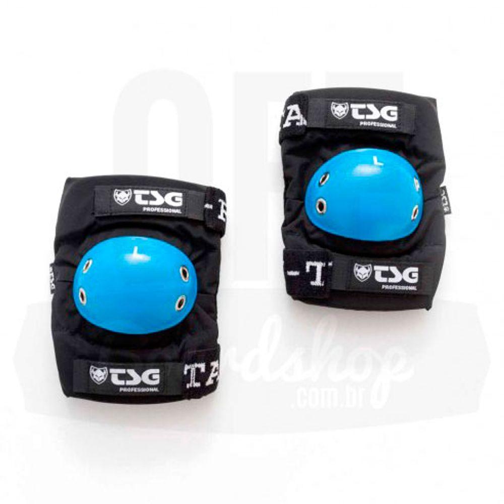 Cotoveleira-TSG-Professional-Rental-Azul