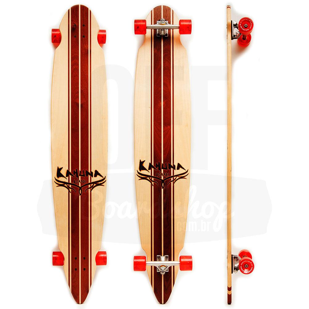Longboard-Kahuna-The-Duke-Classic-Wood