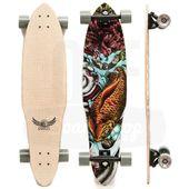 Longboard-Dregs-Classic-Koi-Fish