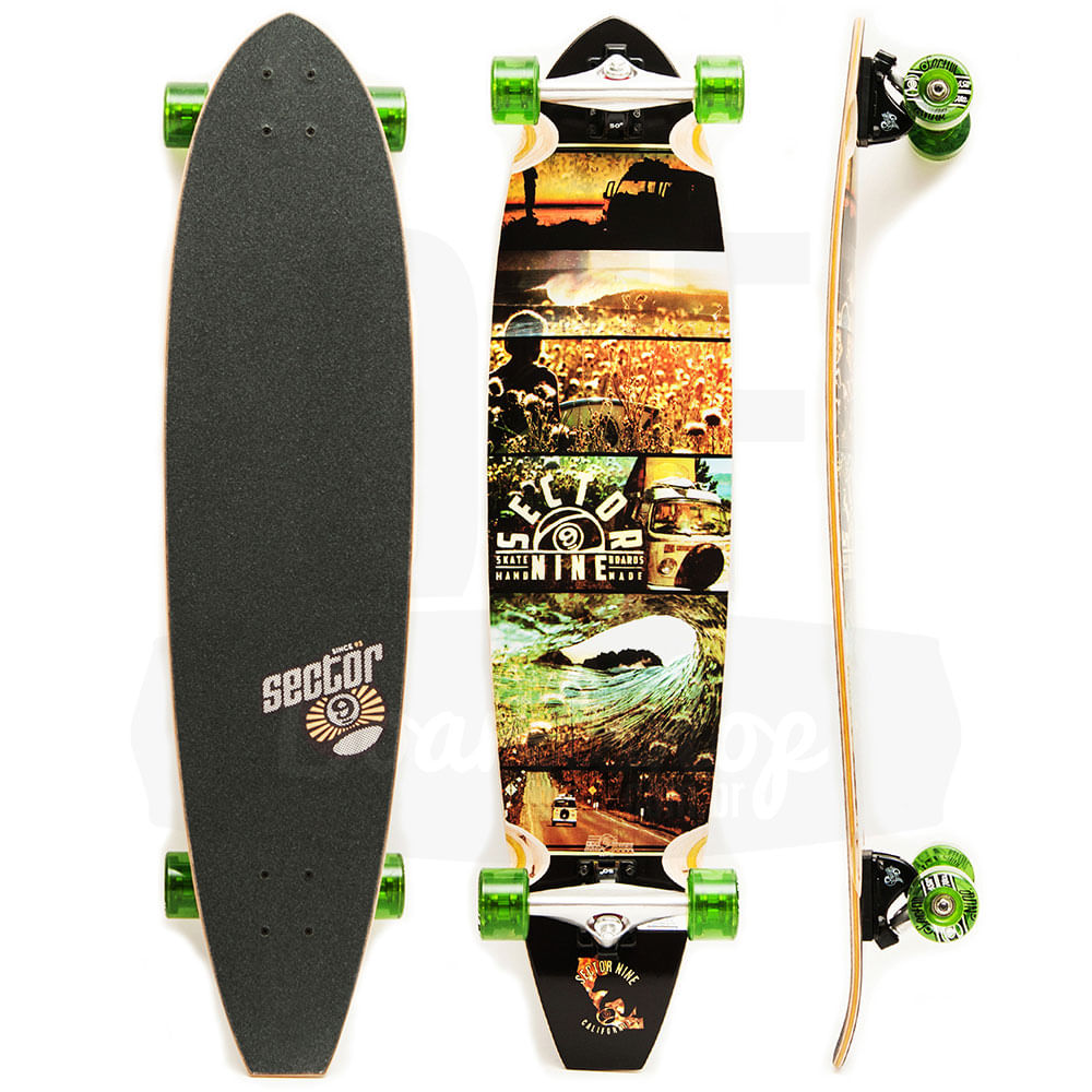 Longboard-Sector-9-Voyager