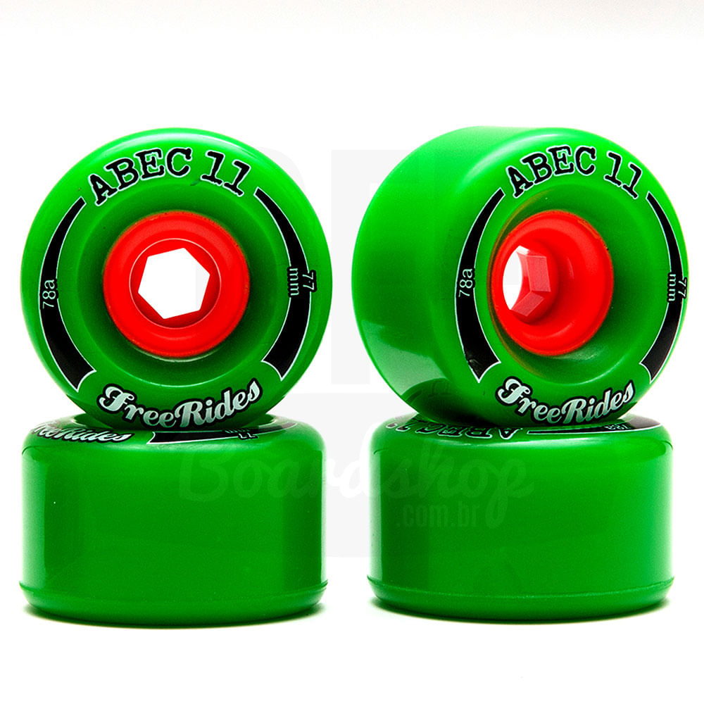 Roda-ABEC-11-Classic-Freerides-77mm-78A