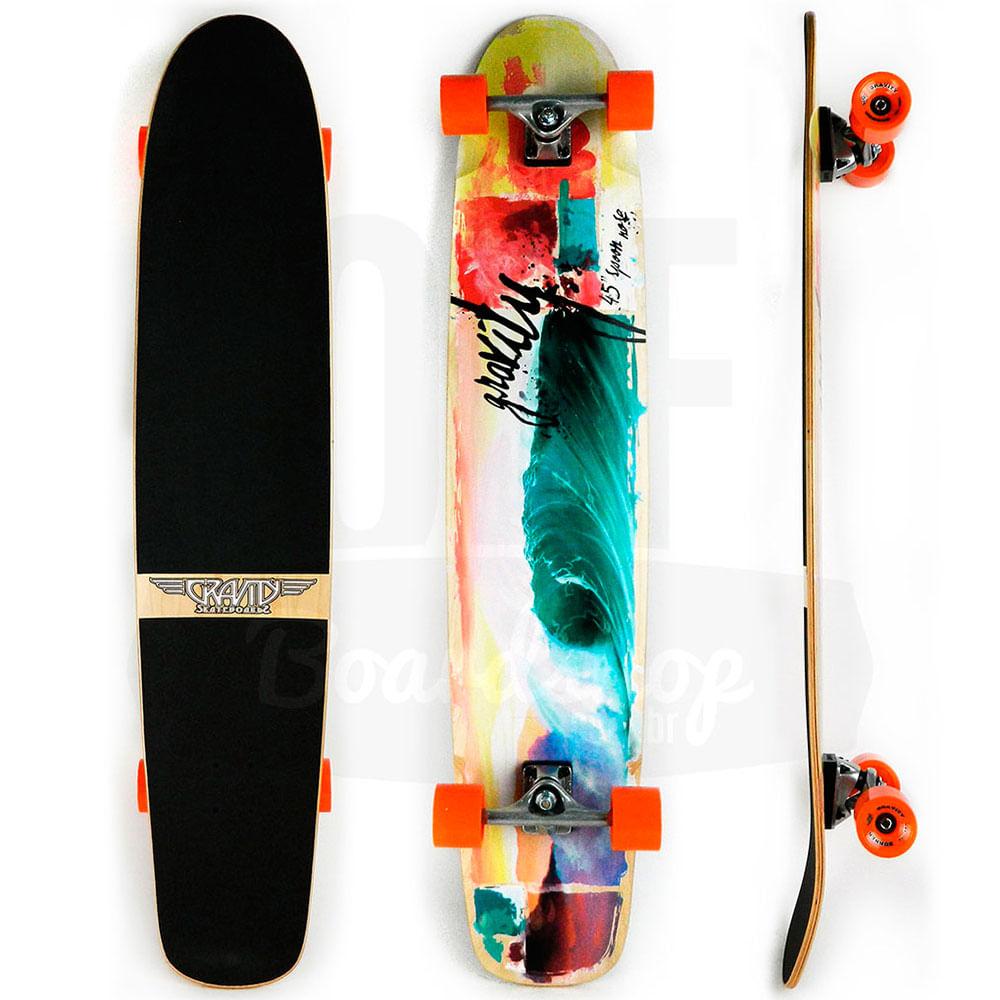Longboard-Gravity-Spoon-Nose-Tropical-Splash-45