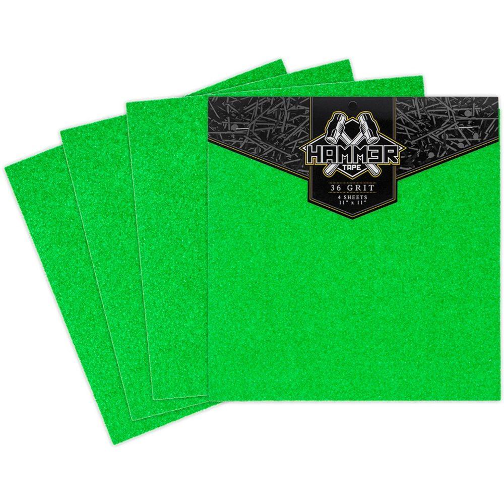 Lixa-Hammer-Verde