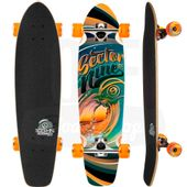 Longboard-Sector-9-Liquid-Metal