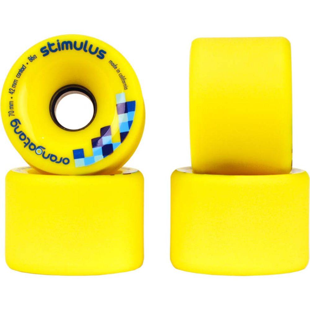 Roda-Orangatang-Stimulus-70mm-86A