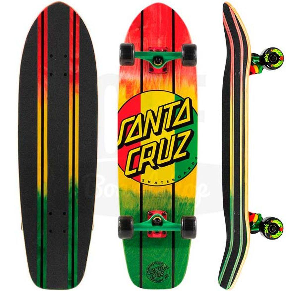 Skate-Cruiser-Santa-Cruz-Dot-Jammer-Mid-Rasta-33