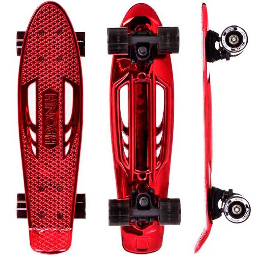 Skate-Cruiser-Kronik-Chrome-Red-23