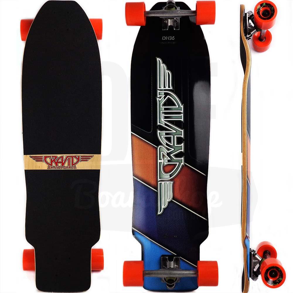 Longboard-Gravity-Downhill-M3-36