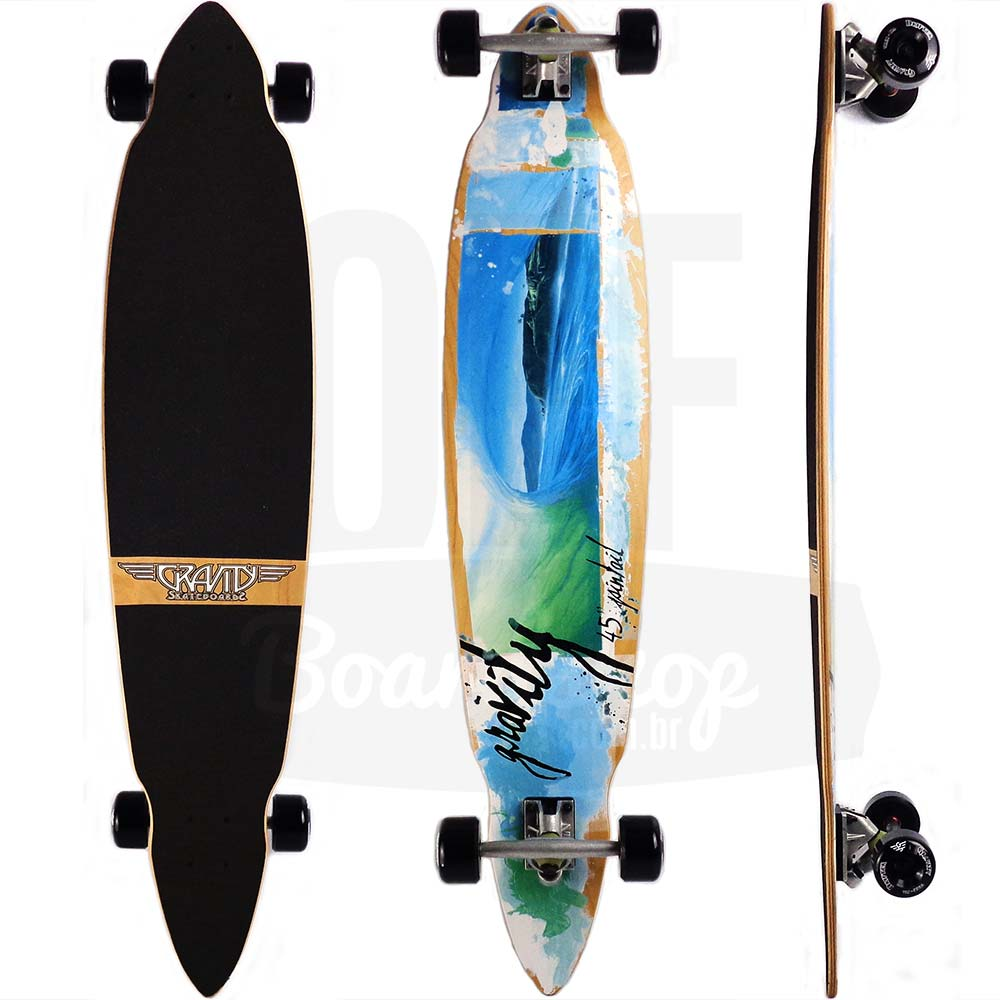 Longboard-Gravity-Pintail-The-View-45
