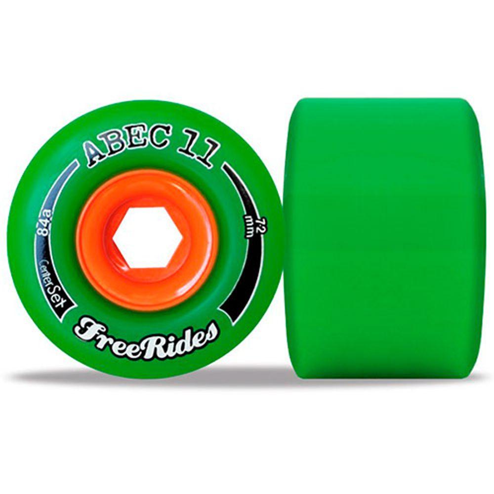 Roda-ABEC-11-Centerset-Freerides-72mm-84A