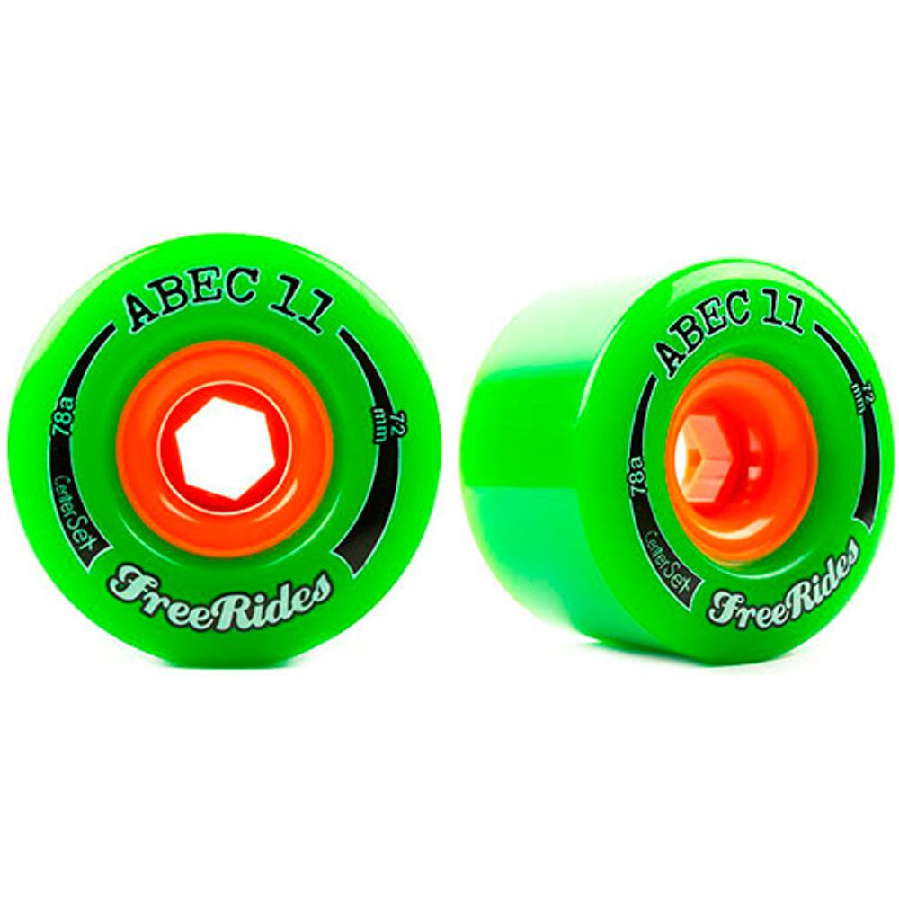 Roda-ABEC-11-Centerset-Freerides-72mm-78A
