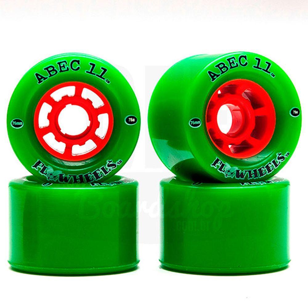 Roda-ABEC-11-Classic-Flywheels-76mm-78A