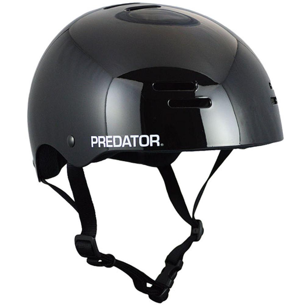 Capacete-Predator-SK8-Gloss-Black