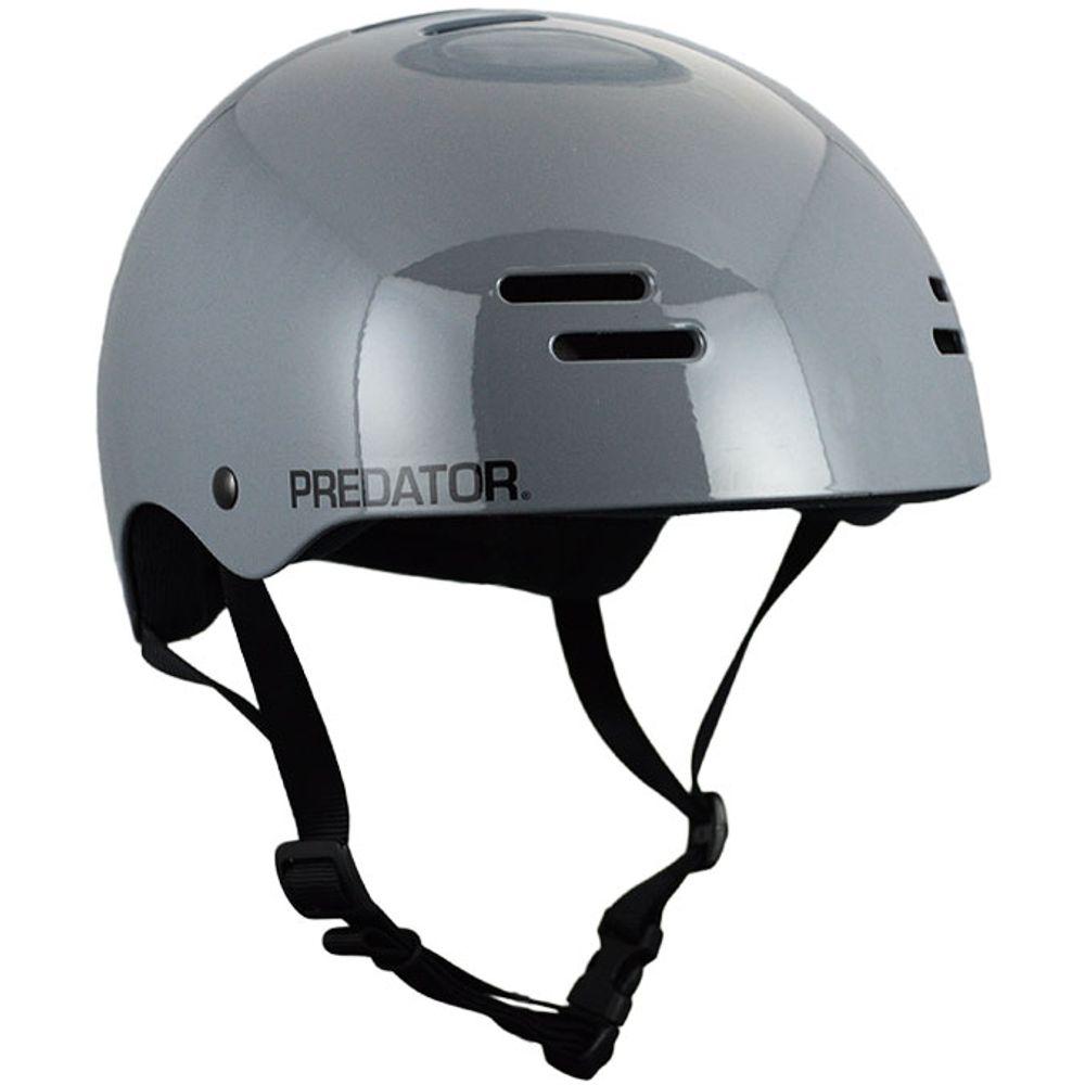 Capacete-Predator-SK8-Gloss-Grey