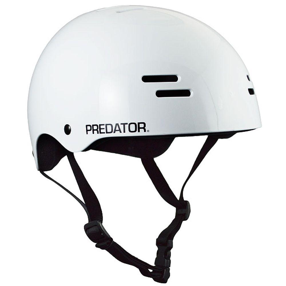 Capacete-Predator-SK8-Gloss-White